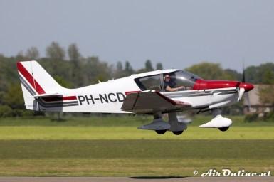 PH-NCD Robin DR.400-135CDi Ecoflyer