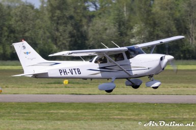 PH-VTB Cessna 172S Skyhawk SP