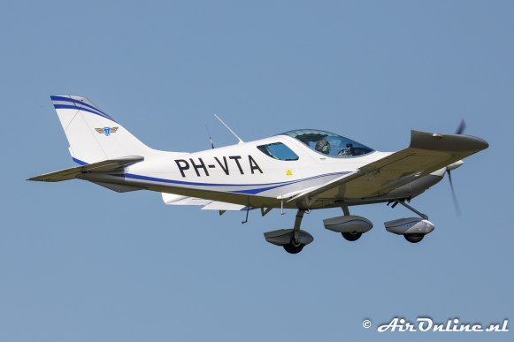 PH-VTA Czech A/c SportCruiser