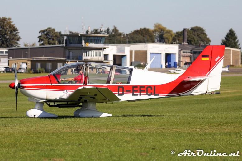 D-EFCL Robin DR400/180R Remorqueur
