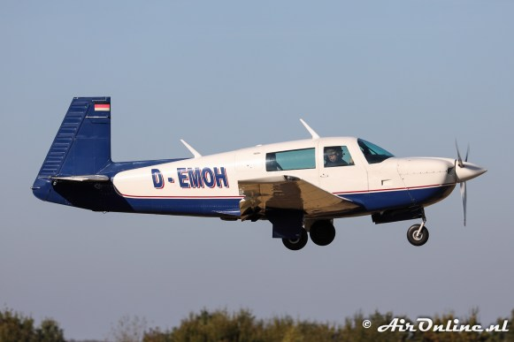 D-EMOH Mooney M20J 201