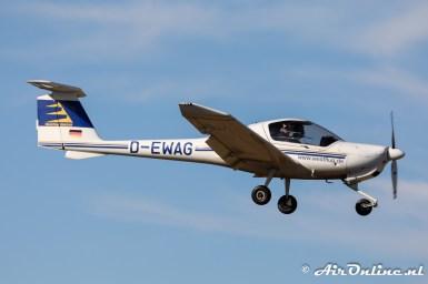 D-EWAG Diamond DA-20-A1 Katana