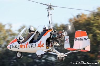D-MIHR Autogyro Europe MTOsport