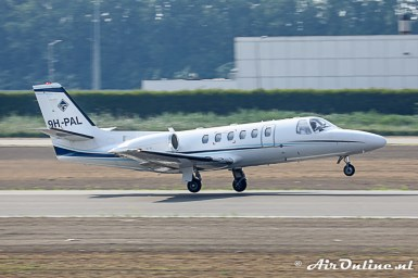 9H-PAL Cessna 550B Citation Bravo