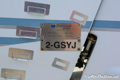 2-GSYJ Diamond Crosby Super DA 42 2.0S Twin Star