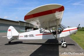 HB-OQL Piper PA-18-95 Super Cub
