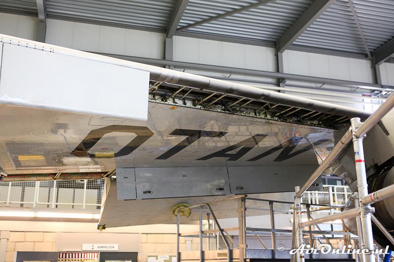 LX-N20199 Boeing 707TCA