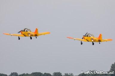 PH-HOG / E-39 + PH-HOL / E-27 Fokker S-11.1 Instructor