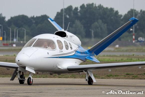 N474CG Cirrus SF50 Vision Jet