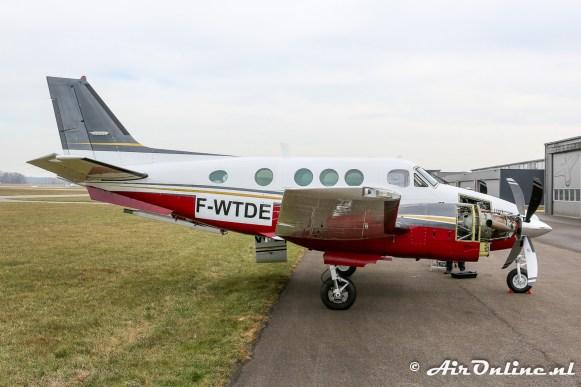 F-WTDE Beech King Air C90A
