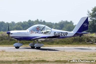 G-UZUP Evektor EV-97A Star