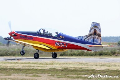 N60LT Pilatus PC-7