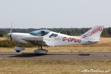 G-OPUG Czech Sport Aircraft PS-28 Cruiser