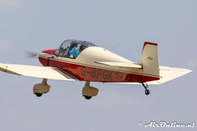 G-BFGK SAN Jodel D 117