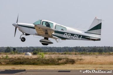 OO-OLI Grumman-American AA-5A Cheetah