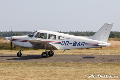 OO-WAR Piper PA-28-161 Warrior III