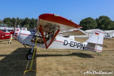 D-EPPN Denney Kitfox 4-1200 Speedster