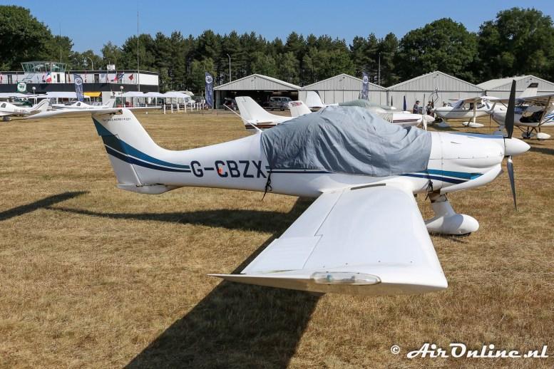 G-CBZX Dyn'Aero MCR-01 Banbi