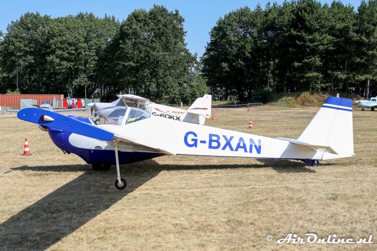 G-BXAN Scheibe SF-25C Falke