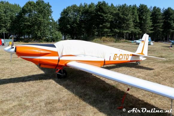 G-CITD Sportavia-Putzer Fournier RF-4D