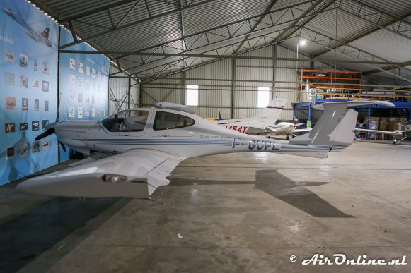 F-GUPL Diamond DA 40 D Star