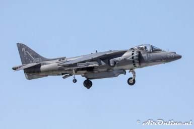 163883 / 20-WE McDonnell Douglas AV-8B-15-MC Harrier II USMC VMA-214