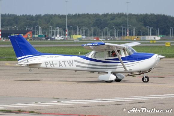 PH-ATW Reims/Cessna F172N Skyhawk II