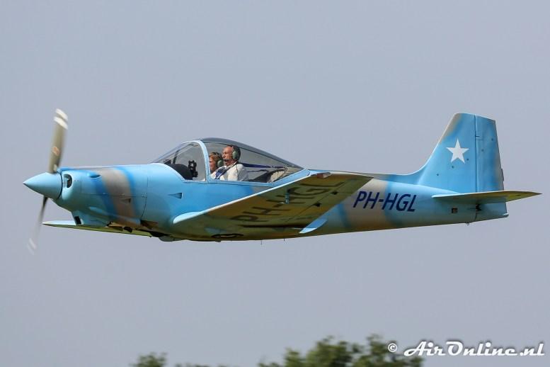 PH-HGL Sequoia F.8L Falco