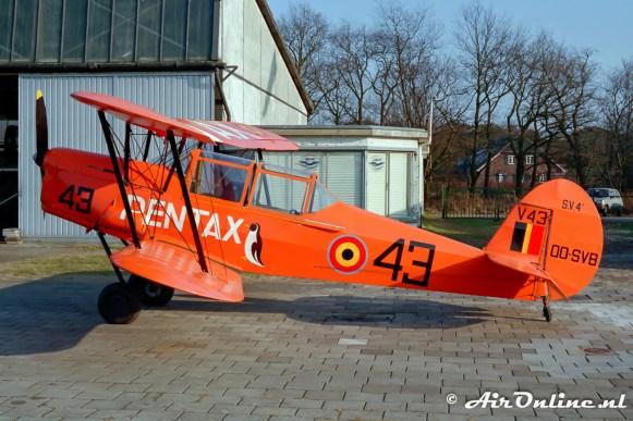 OO-SVB Stampe et Vertongen SV-4B