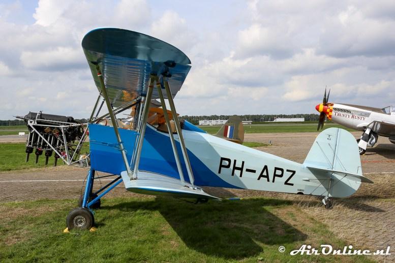 PH-APZ Lambach HL.II Replica