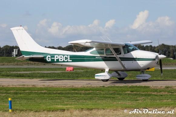 G-PBCL Cessna 182P Skylane