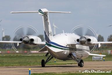 D-IIVA Piaggio P-180 Avanti