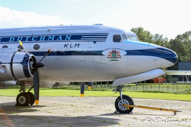 PH-TAR Douglas DC-4 (C-54A) Skymaster