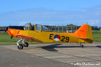 PH-HOK / E-29 Fokker S-11.1 Instructor