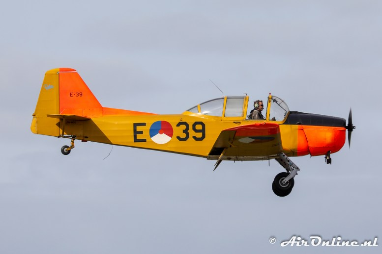 PH-HOG Fokker S-11.1 Instructor