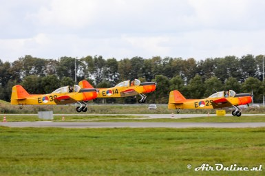 PH-AFS, PH-HOG, PH-HOK Fokker S-11.1 Instructor