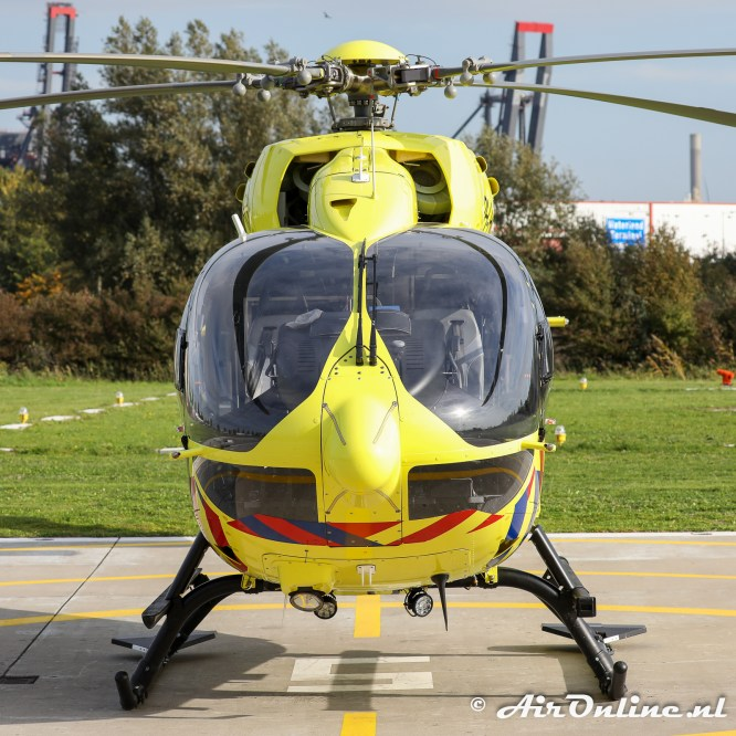 PH-HOW Airbus Helicopters H145
