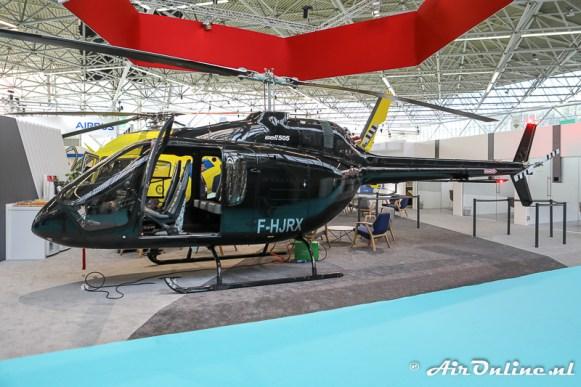 F-HJRX Bell 505 Jet Ranger X; primeur 2