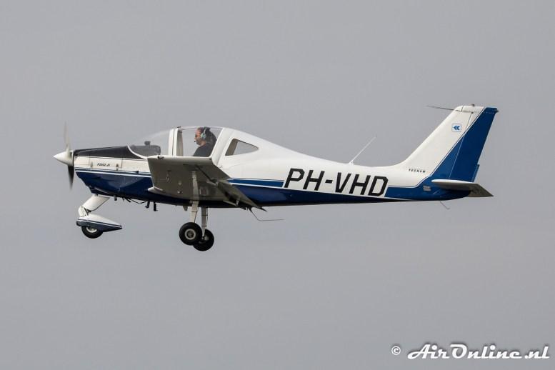 PH-VHD Tecnam P2002JF Sierra