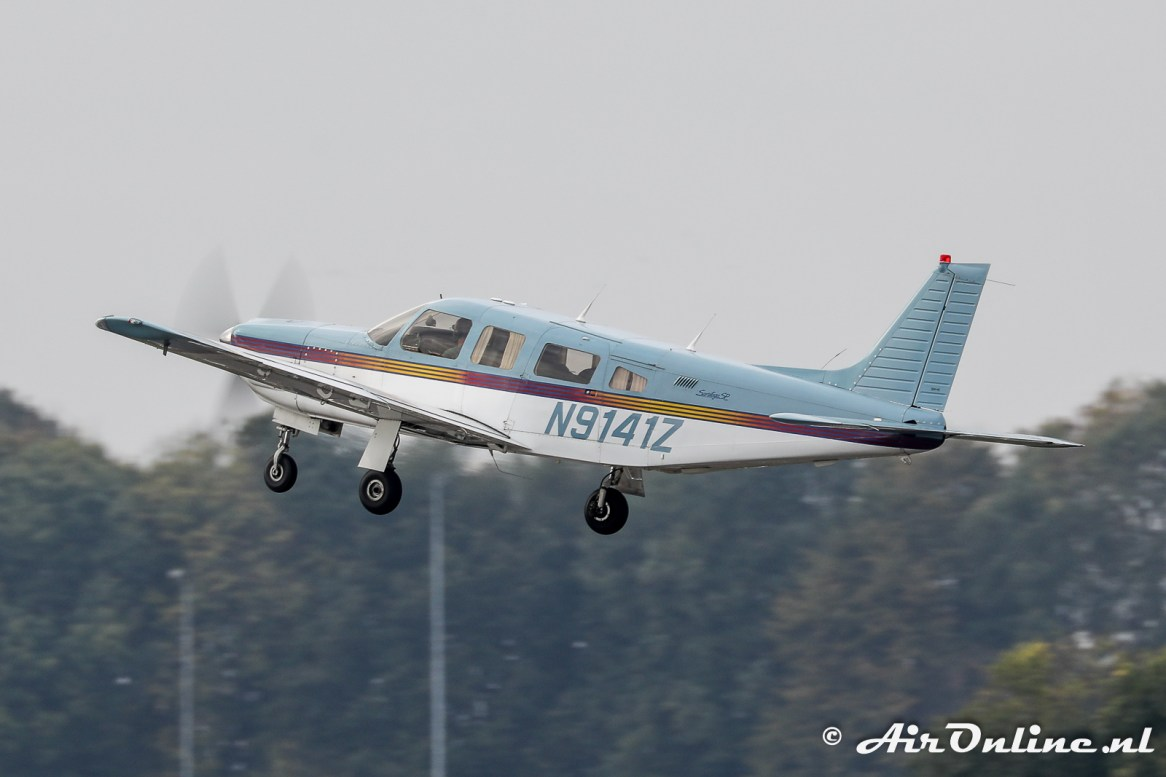 N9141Z Piper PA-32R-301 Saratoga SP