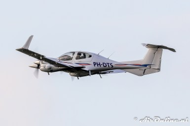 PH-DTS Diamond DA 42 Twin Star