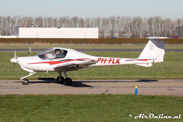 PH-FLK Diamond DA-20-A1 Katana