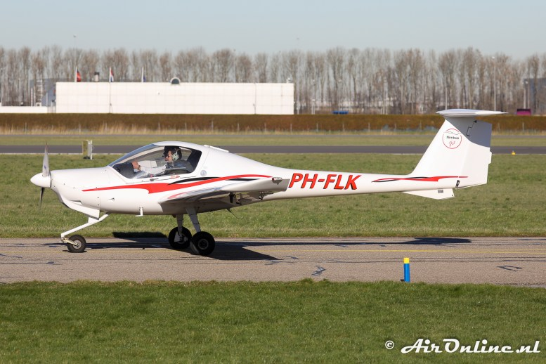 PH-FLK Diamond DA-20-A1 Katana