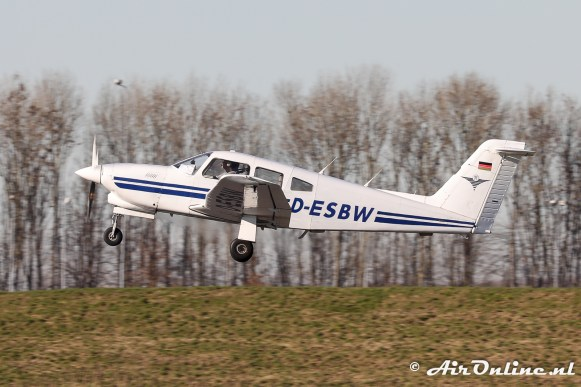 D-ESBW Piper PA-28RT-201T Turbo Arrow IV