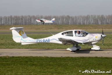 PH-RAB Diamond DA-40D Diamond Star TDI