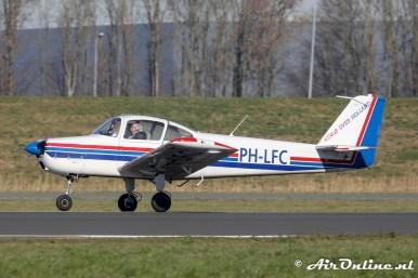 PH-LFC Fuji FA-200-160 Aero Subaru