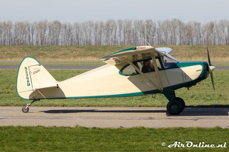 N5360H Piper PA-16 Clipper