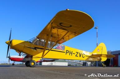 PH-ZVC Piper PA-18-150 Super Cub