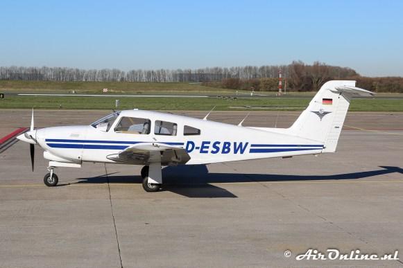 D-ESBW Piper PA-28RT-201T Turbo Arrow IV