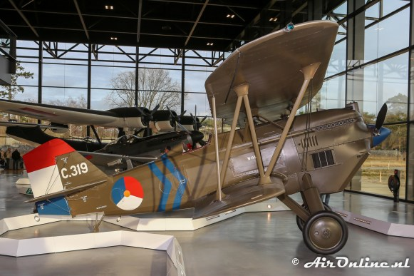 C.319 Curtiss Hawk I Replica